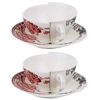 Shown in Zora Tea Cup Set of 2