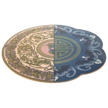 Trude Tablemat, Alternate view