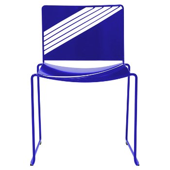 Shown in Electric Blue finish