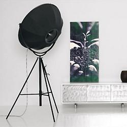Fortuny Floor Lamp - Black