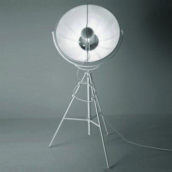 Fortuny Floor Lamp - White