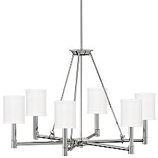 Buchanan 6 Light Chandelier