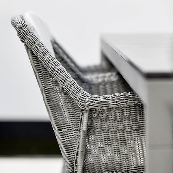 Breeze Dining Chair, Detail view
