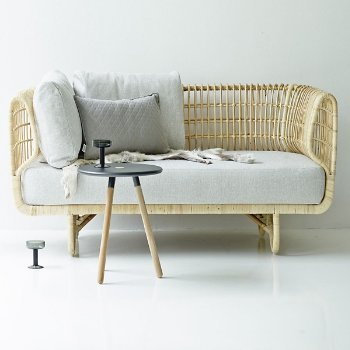 Nest Sofa, in use