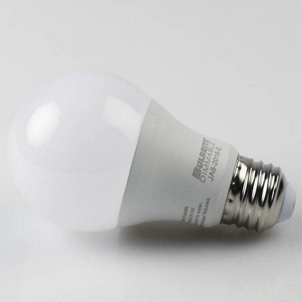 9W 120V A19 E26 LED Frosted Bulb (2-pack)