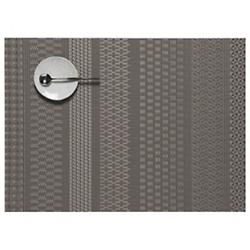 Mixed Weave Topaz Set of 4 Placemats