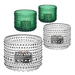 Kastehelmi Tea Light Candleholders - Set of 2
