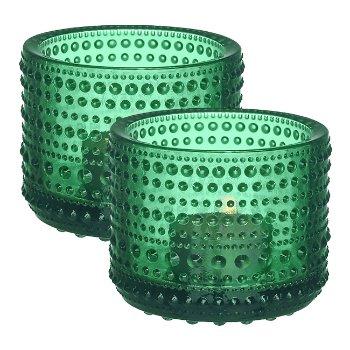 Shown in Emerald color