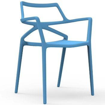 Shown in Blue finish