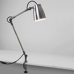 Atelier Clamp Lamp