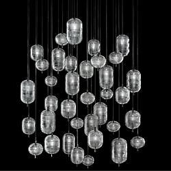 Jefferson LED 36-Light Multi-Light Pendant