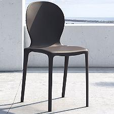 Vieste Stacking Dining Chair, Set of 2
