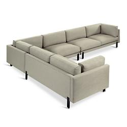 Silverlake Sectional XL Left Facing