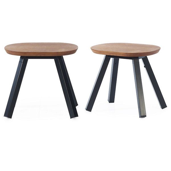 You and Me Indoor/Outdoor Stool Set of 2