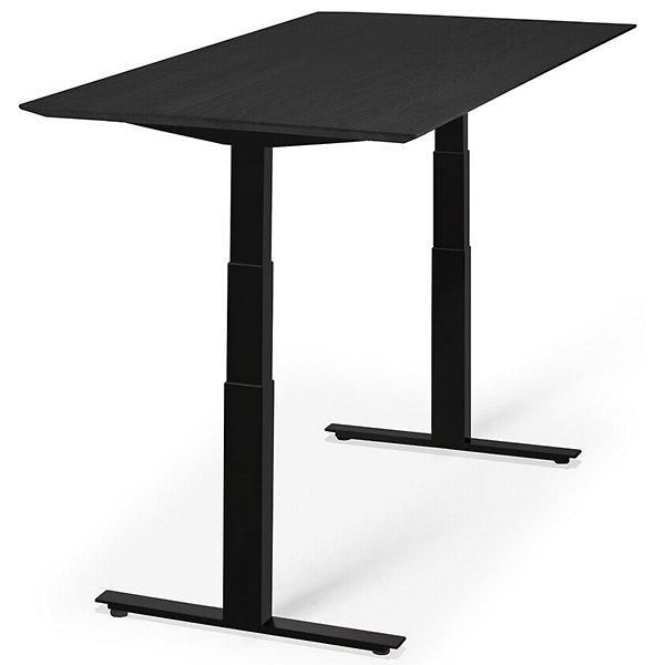 Oak Bok Adjustable Desk
