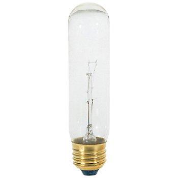 60W 120V T10 E26 Clear Bulb 4-Pack