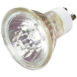 35W 120V MR16 GU10 Halogen Clear Bulb 2-Pack