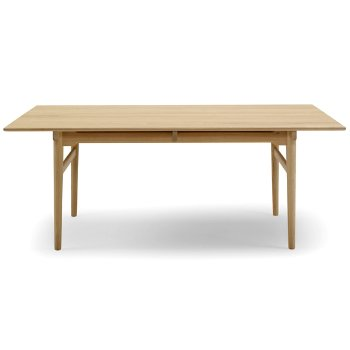 CH327 Dining Table with Two Leaves