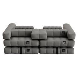 ModulAir Inflatable Sofa Set (Stone Grey) - OPEN BOX RETURN