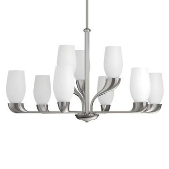 Veccia Two-Tier Chandelier