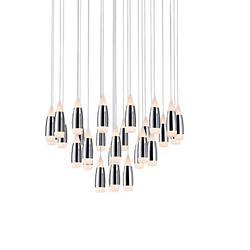 Tear LED Multi-Light Pendant
