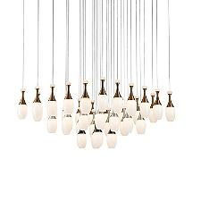 La Botella LED Multi-Light Pendant