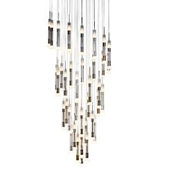 Beam LED Multi-Light Pendant