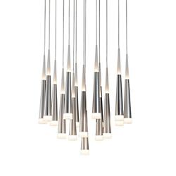 Meteor LED Round Multi-Light Pendant