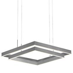 Prometheus LED Double Square Pendant