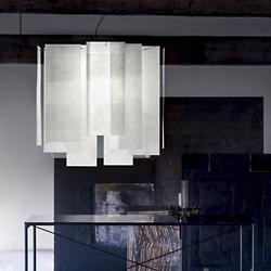 Alexandra Pendant (Fiberglass White/Small) - OPEN BOX RETURN