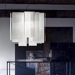Alexandra Pendant (Fiberglass White/Large) - OPEN BOX RETURN