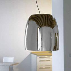 Notte S7 Pendant Light(Mirror/White Painted/Chrome)-OPEN BOX