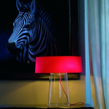 Shown in Opal Red Diffuser