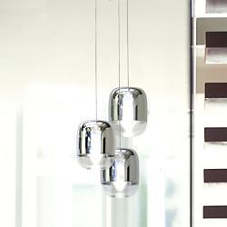 Gong Mini 3 Multi-Light Pendant