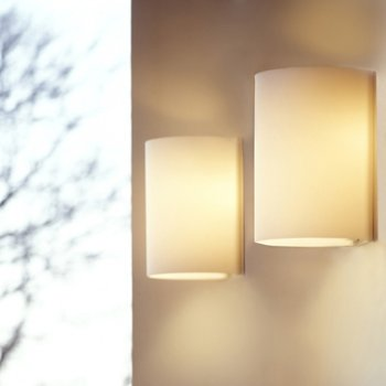 Mood Small W3 Wall Sconce, lifestyle Shot