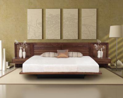 Modern Beds King Queen Full Twin Size Beds at Lumenscom