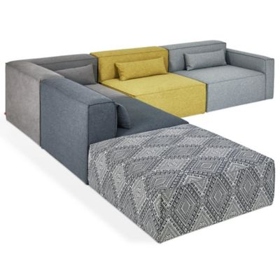 Genial Mix Modular 5 Piece Sectional Sofa Collection By Gus Modern At Lumens.com