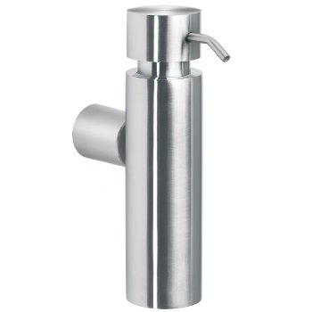 DUO Wall Mounted Soap Dispenser in Satin finish