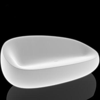 Stone RGB LED Sofa