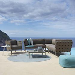 Conic Outdoor Lounging Collection