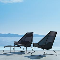 Breeze Outdoor Lounging Collection