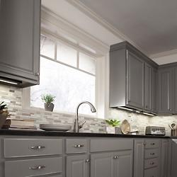 under cabinet lighting counter lights systems at lumens com rh lumens com how to install led lighting under kitchen cabinets install led lights under kitchen cabinets