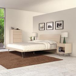 Wave Bedroom Collection