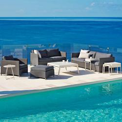 Diamond Outdoor Lounging Collection