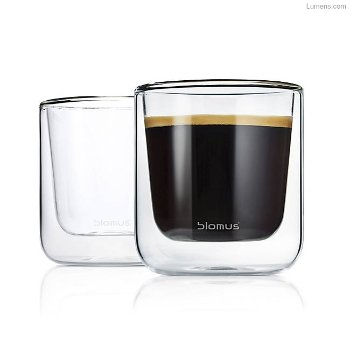 Shown in Coffee Glass