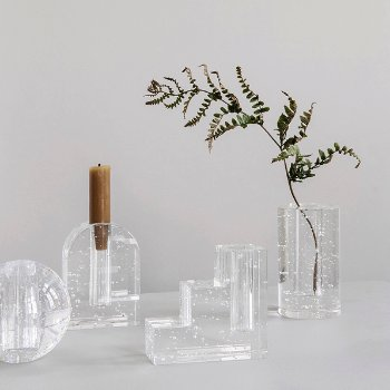 Bubble Glass Object Collection