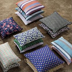 Salon Pillow Collection