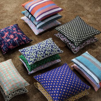 Salon Pillow Collection