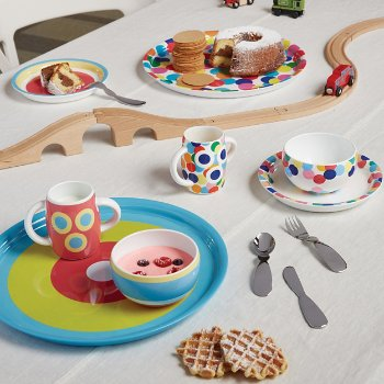 Alessini Childrens Tableware Collection
