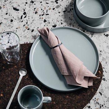 MIO Dinner Plate, MIO Bowl, MIO Cup
